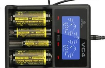 18650 Battery Chargers