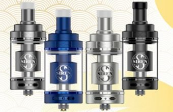 Atomizers for Chain Vaping