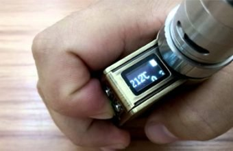 Vaping with Temperature Control